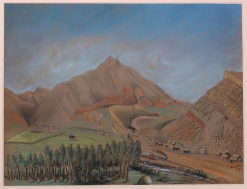 Morrison, Colorado, circa 1877